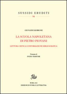 Fondazionesergioperlamusica.it Scuola napoletana di Pietro Piovani Image