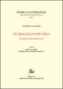 In dialogo con Vico. Ricerche, note, discussioni