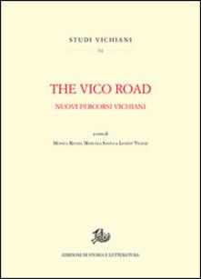 The Vico road. Nuovi percorsi vichiani - copertina