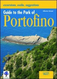 Guide to the park of Portofino. Con cartina - Alberto Girani - copertina