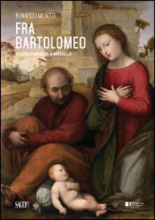 Fra Bartolomeo. Sacra famiglia a modello - copertina