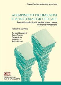 Adempimenti dichiarativi e monitoraggio fiscale