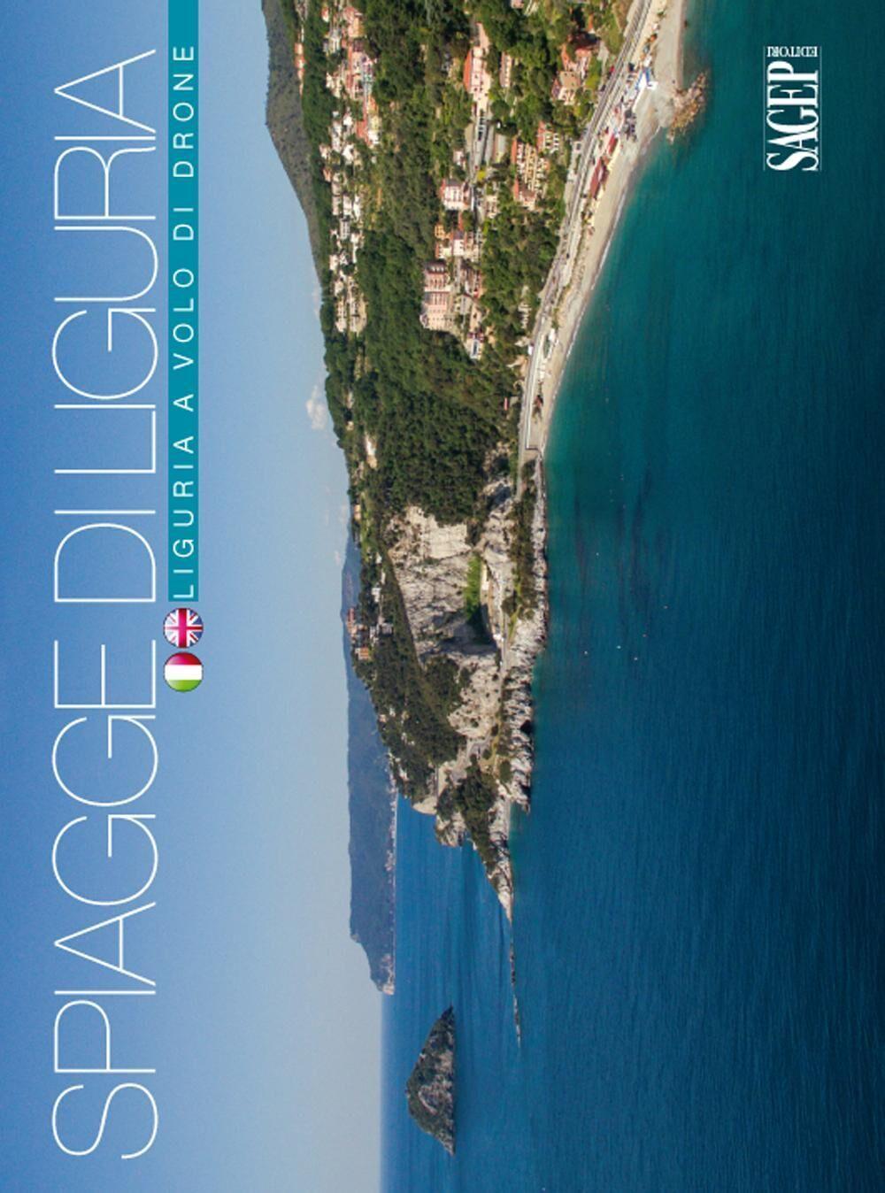 Spiagge di Liguria. Ediz. italiana e inglese