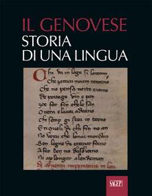 Listadelpopolo.it Il genovese. Storia di una lingua Image