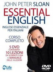 Inglese essenziale per italiani. 5 DVD-ROM. Cofanetto