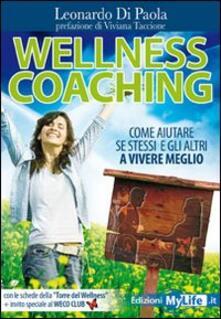 Warholgenova.it Wellness coaching. Come aiutare se stessi e gli altri a vivere meglio Image