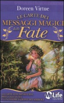 Voluntariadobaleares2014.es La carte dei messaggi magici delle fate. 44 carte Image