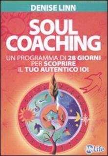 Listadelpopolo.it Soul coaching. Un programma di 28 giorni per scoprire il tuo autentico io! Image