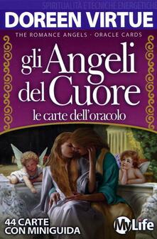 Grandtoureventi.it Gli angeli del cuore. Le carte dell'oracolo. 44 Carte Image