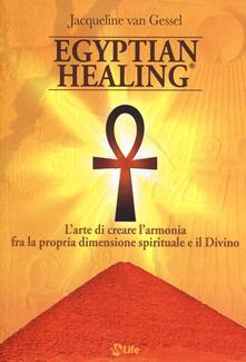 Premioquesti.it Egyptian healing®. L'arte di creare l'armonia fra la propria dimensione spirituale e il Divino Image