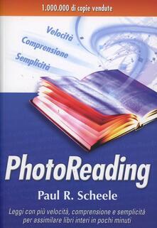 Winniearcher.com Photoreading. L'arte di utilizzare il cervello e la vista per apprendere velocemente e con facilità Image