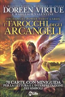 Winniearcher.com I tarocchi degli arcangeli. 78 Carte. Con libro Image