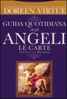 Daddyswing.es Guida quotidiana degli angeli. 44 Carte. Con libro Image