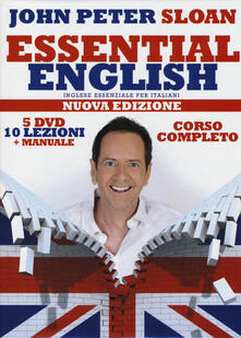 Winniearcher.com Essential english. Inglese essenziale per italiani. DVD-ROM. Con libro Image
