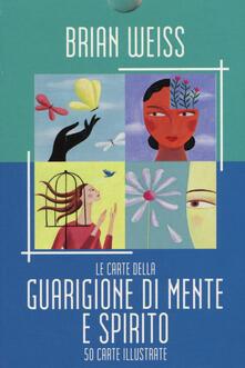 Antondemarirreguera.es Le carte della guarigione di mente e spirito. 50 Carte Image
