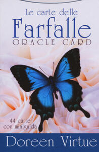 Le carte delle farfalle. Oracle card. Con 44 Carte