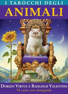 Winniearcher.com I tarocchi degli animali. Con 78 Carte Image