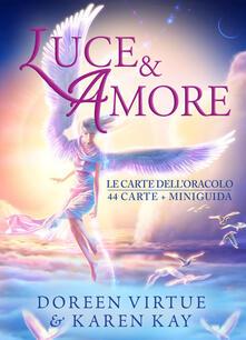 Luce & amore. Le carte delloracolo. Con 44 Carte.pdf