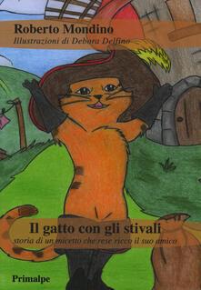Cocktaillab.it Il gatto con gli stivali. Storia di un micetto che rese ricco il suo amico. Ediz. illustrata Image