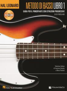 Fondazionesergioperlamusica.it Metodo di basso. Guida per il principiante. Con CD Audio Image