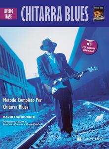 Chitarra blues. Livello base. Con CD Audio.pdf