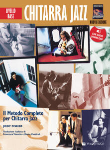 Nordestcaffeisola.it Chitarra jazz. Livello base. Con CD-Audio Image