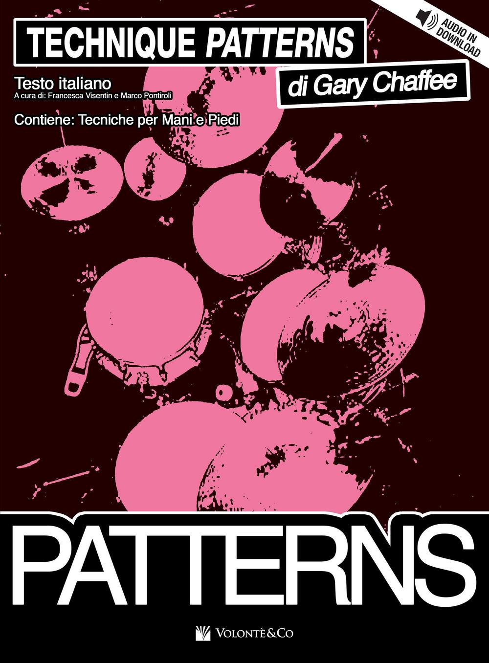 Tecnique patterns. Tecniche per mani e piedi. Con CD Audio