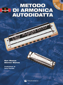 3tsportingclub.it Metodo di armonica per l'autodidatta. Con CD Audio Image