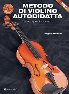 Aboutschuster.de Metodo di violino autodidatta. Con CD Audio Image