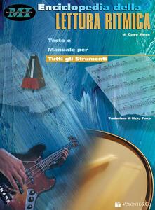 Radiospeed.it Enciclopedia della lettura ritmica. Testo e manuale per tutti gli strumenti Image
