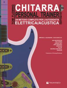 Chitarra personal trainer. Con CD Audio