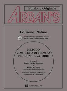 Capturtokyoedition.it Arban's. Metodo completo di tromba per conservatorio. Con CD Audio Image