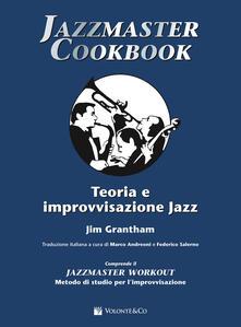 Tegliowinterrun.it Jazzmaster cookbook. Teoria e improvvisazione jazz Image