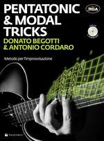 Pentatonic & modal tricks. Metodo per l'improvvisazione. Con CD Audio