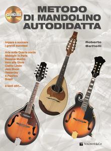 Winniearcher.com Metodo di mandolino autodidatta. Con CD Audio Image