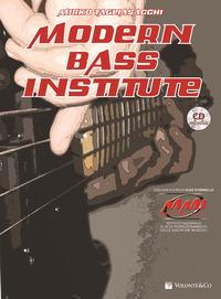 Modern bass institute. Con CD Audio - Tagliasacchi Mirko Stornello Alex - wuz.it