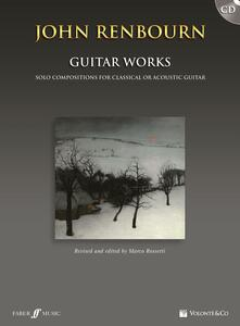 Guitar works. Con CD Audio