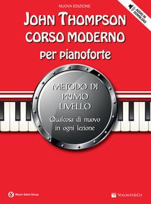 Equilibrifestival.it Corso moderno per pianoforte. Con CD Audio. Vol. 1 Image