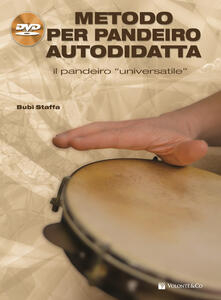 Aboutschuster.de Metodo per pandeiro autodidatta. Con DVD-ROM Image
