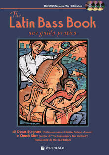 Camfeed.it The latin bass book. Una guida pratica Image