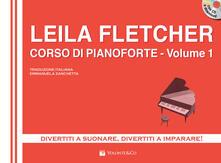 Osteriacasadimare.it Corso di pianoforte. Con CD Audio. Vol. 1 Image