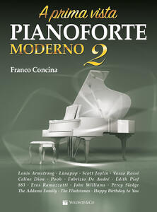 A prima vista. Pianoforte moderno. Vol. 2