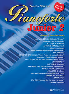 Pianoforte junior. Vol. 2