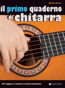 Primo quaderno del chitarrista