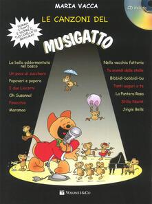 Squillogame.it Le canzoni del Musigatto. Con CD-Audio. Vol. 1 Image