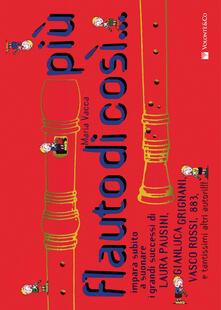 Fondazionesergioperlamusica.it Più flauto di così... Image