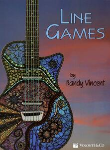 Nicocaradonna.it Line games. Uno studio approfondito sull'improvvisazione a note singole per chitarra Image