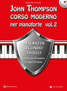 Winniearcher.com Corso moderno per pianoforte. Con CD Audio. Vol. 2 Image