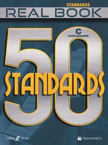 Filippodegasperi.it 50 standards. Real book. Strumenti in do Image