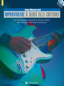 Daddyswing.es Improvvisare il blues alla chitarra Image